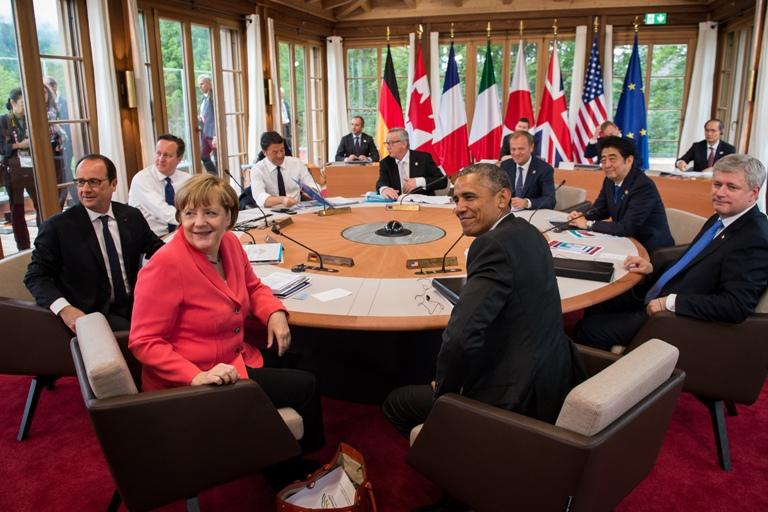 G7 sinaliza compromisso com ar mais limpo